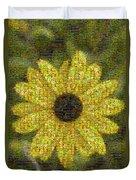 Blackeyed Suzy Mosaic Duvet Cover