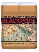 Blackpool Duvet Cover