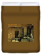 Blacksmith Anvil Duvet Cover
