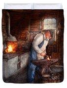 Blacksmith - The Smith Duvet Cover