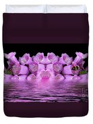 Bleeding Violet 2 Duvet Cover