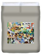 blessed is He Who is good and Who does good 6 Duvet Cover