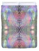 Blessed Mother Prayer 4 Alchemy Duvet Cover
