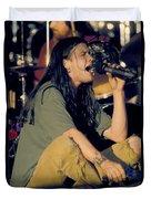 Blind Melon Singer Shannon Hoon Duvet Cover