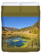 Beauty In Colorado Duvet Cover