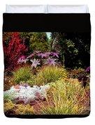 Blithewold Gardens Bristol Rhode Island Duvet Cover
