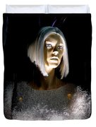 Blonde Highlights Duvet Cover