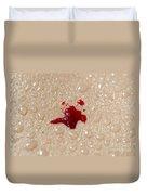 Blood Drop Duvet Cover