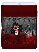 Blood Lust Duvet Cover
