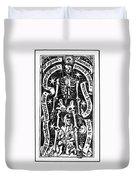 Bloodletting, 1496 Duvet Cover