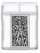 Bloodletting, 1518 Duvet Cover