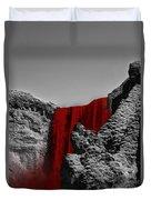 Bloodriver Duvet Cover