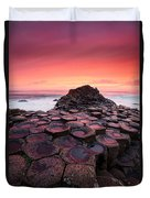 Bloody Causeway Duvet Cover