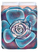 Bloom I Duvet Cover by Shadia Derbyshire