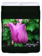 Bloom Tulip After Rain Duvet Cover