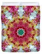Blooming Awareness Duvet Cover