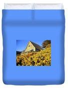 Blooming Bandon Broom Duvet Cover
