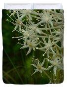 Blooming Bear Grass 3 Duvet Cover