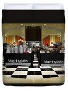 Bloomingdales Showroom Floor Duvet Cover