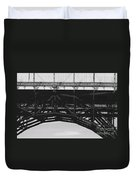 Bloor Street Viaduct Duvet Cover