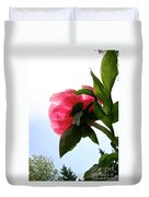 Blossom Bottom Duvet Cover