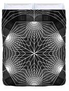 Blossom Cube Duvet Cover