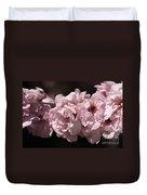 Blossom In Pink Duvet Cover