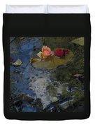 Blossom Rain 13 Duvet Cover