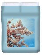 Blossom Sky Duvet Cover