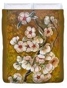 Blossom Time Duvet Cover