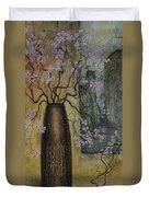Blossom Duvet Cover by Vrindavan Das