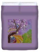 Blossoms 6 Duvet Cover