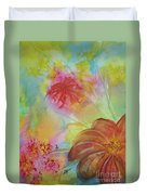 Blossoms Duvet Cover