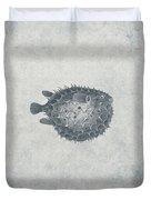 Blowfish - Nautical Design Duvet Cover