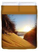 Blowing Sand Dune 12 11/03 Duvet Cover