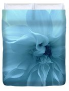 Blue Beauty - Dahlia Duvet Cover
