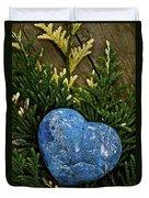 Blue Beauty Duvet Cover