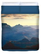 Blue Canyon Duvet Cover