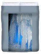 Blue Cave Duvet Cover