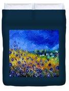 Blue Cornflowers 774180 Duvet Cover