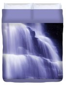 Blue Falls Duvet Cover