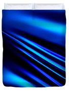 Blue Light Duvet Cover