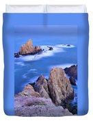Blue Mermaids Duvet Cover