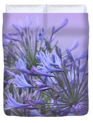Blue Mist Duvet Cover