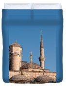 Blue Mosque 02 Duvet Cover