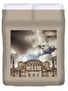 Blue Mosque Istanbul Duvet Cover