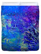 Blue Planet Duvet Cover