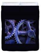 Blue Power Duvet Cover