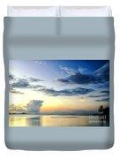 Blue Relax Duvet Cover