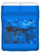 Blue Rock Duvet Cover